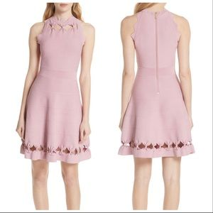 Ted Baker London | Rose Cherina Knotted Dress